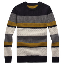 Fashionable men's sweater for foreign trade new men's sweater for autumn 2019
