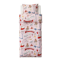 Wuxi purchase Lee Crowe children IKEA IKEA quilt cover pillow case 802.645.82
