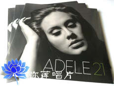 Музыка CD, DVD Adele\21 LP Vinyl