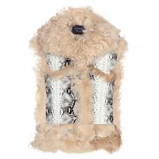Кожаная куртка Lanvin q02152493