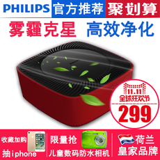 ионизатор Philips PM2.5 CP50