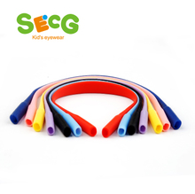 Silicone tape for anti-skid accessories of authentic SECG brand glasses