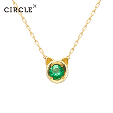 ожерелье Margin (jewellery) c16ed18kygn095 Circle 18K