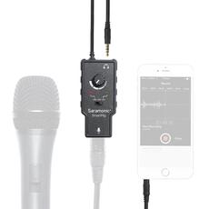 hi-fi предусилитель Saramonic IPhone Ipad