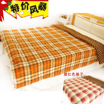 Dual 12 fleece bed pad sheet twin blanket warm soft and comfortable