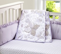 Specials held by children were cotton hand quilting inside was covered with a small NAP is Pink Purple