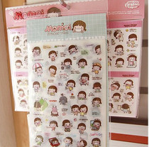���M���]���n�� momoi ��N�����b sticker set 6����