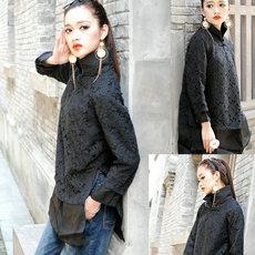 Блузка в китайском национальном стиле Xi'er