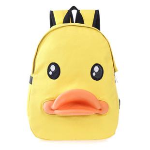 黄小鸡双肩包,小鸡双肩包