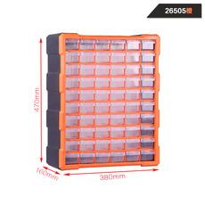 Бокс под мелкие запчасти 特价高品质抽屉式零件箱收纳盒 元件盒配件盒零件盒零件柜26505