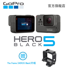 видеокамера Gopro HERO5 BLACK 4K