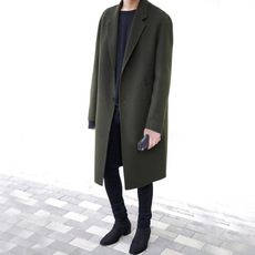Пальто мужское Han Yijia 211 2017