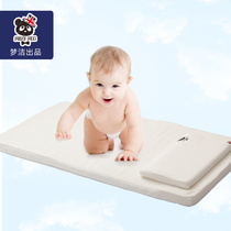 (Special) dream clean production MINI MEE baby mattress baby formaldehyde-free hydrophilic foam set