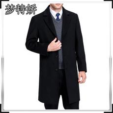 Мужское пальто средней