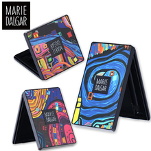 Mary de Jia Domino box 2015 new version 3 color 4 colors 5 Color Eye Shadow Box makeup box, authentic make-up bag