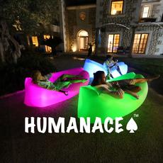 Надувной диван Humanace