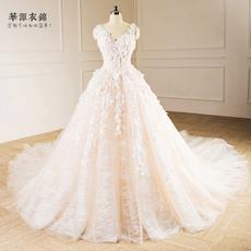 Wedding dress Huayuan clothing Kam ah2001/b