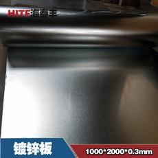 Стальной лист Concord 0.3mm