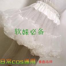 Свадебный кринолин Lolita Cosplay