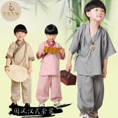 Китайский традиционный наряд для детей Lanzhiyi