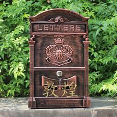 Почтовый ящик Почты Вилла стиле литой