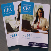 2014�� CFA ���� ģ�M�����} Level 2 Practice Exam Volume 1+2