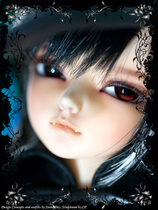 SD bjd doll 1 1 4 girls woosoo doll 4bjd doll soom