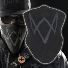 маска RAINBOW Watch Dogs2 Mask