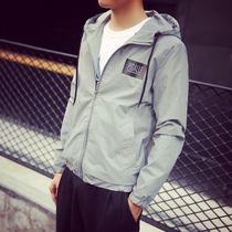 Men Spring Autumn trend of the Korean student youth jackets