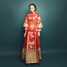 Cheongsam dress Tian Zhu Milan f/009