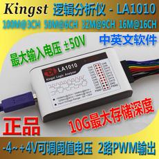 Осциллограф Kingst LA1010 100M 16 PWM