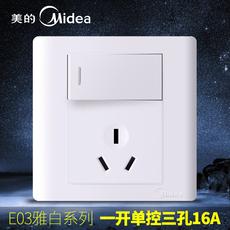 Электрическая розетка Midea 16a 16