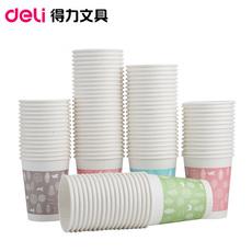 Бумажные стаканчики, Пакеты Deli 9563 100