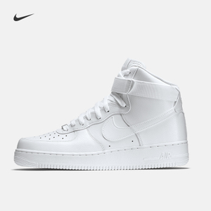 Nike 耐克官方 NIKE AIR FORCE 1 HIGH 07 男子运动鞋 315121双11allin