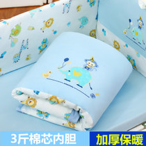 Crib quilt baby quilts baby crib around the winter padded quilts quilt cotton newborn children