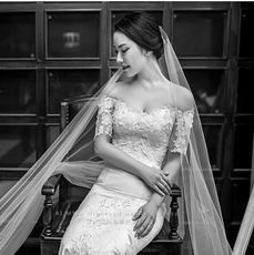 Wedding dress Aimi La xinkhs005 2016