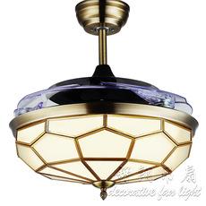 Люстра-вентилятор Billion/Li L8673 LED