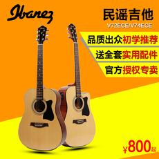 Гитара электроакустическая Ibanez V72ece V74ece 41
