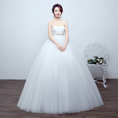 Wedding dress Jiushi bride hs1032 2016
