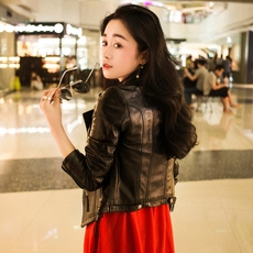 Leather jacket Juccy carutar jc1503010 2016