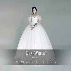 Wedding dress Dearwhite 55115001