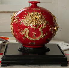 Hong/Yi Xuan lacquer thread sculpture 43463453